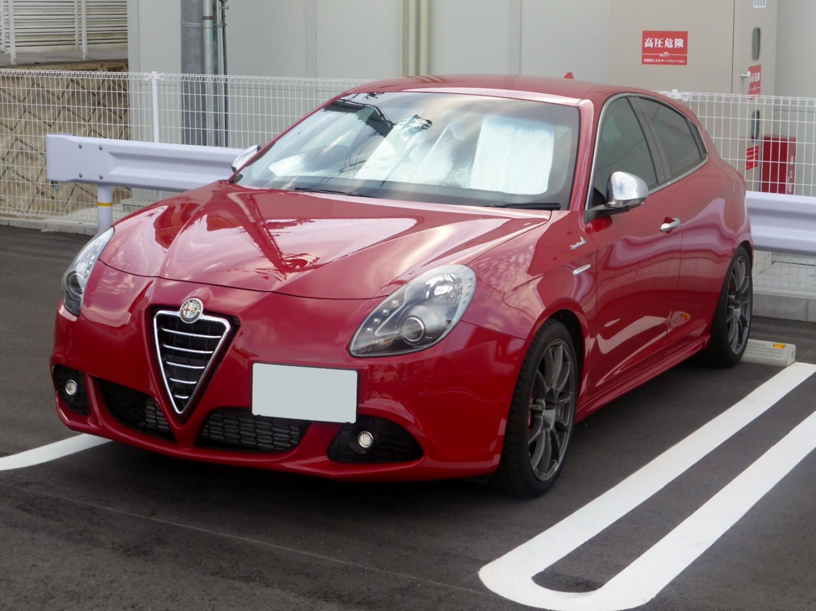Alfa Romeo Giulietta 3