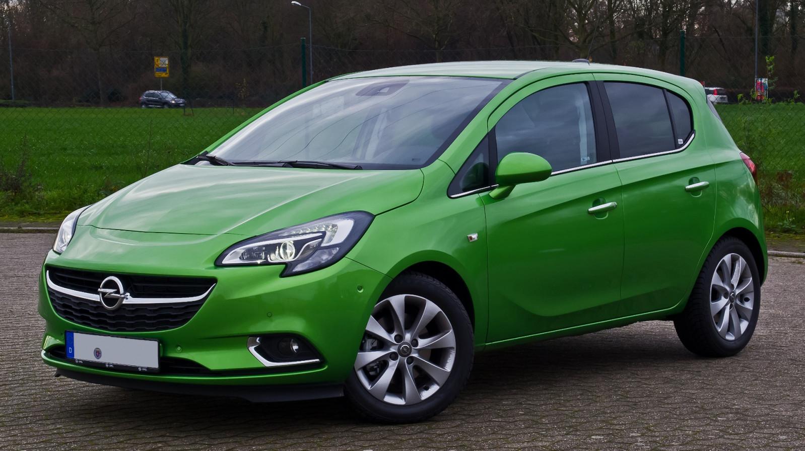 Opel Corsa 5