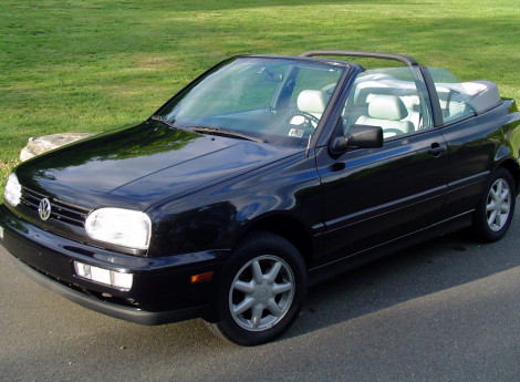 Volkswagen Golf 4 Cabriolet