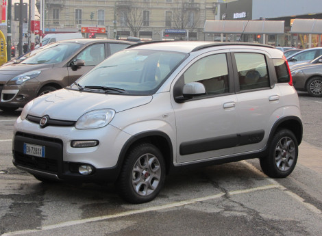 Fiat Panda 3 4x4